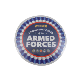 Armed Forces Decal