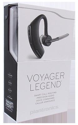 promo code 069dd 1eb9b Plantronics Voyager Legend Bluetooth [017229137615] - $99.99 ...