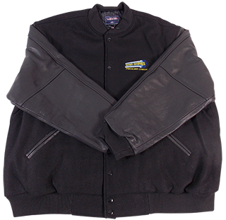 Men\'s Wool Flatbed Jacket